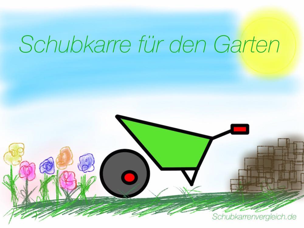 Top Gartenschubkarre - Kaufberatung und Qualität im Garten #DZ_36